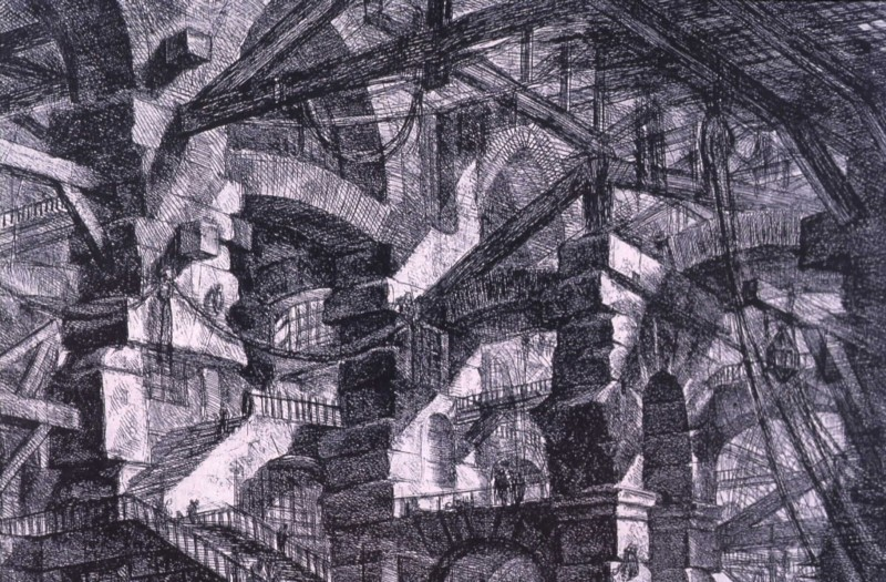 Carceri | Giovanni Battista Piranesi