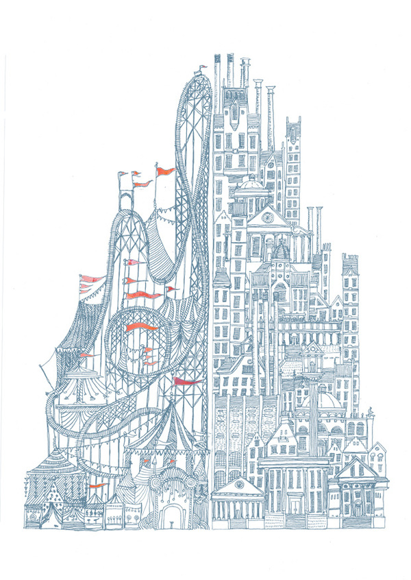 David Fleck - invisible cities 02