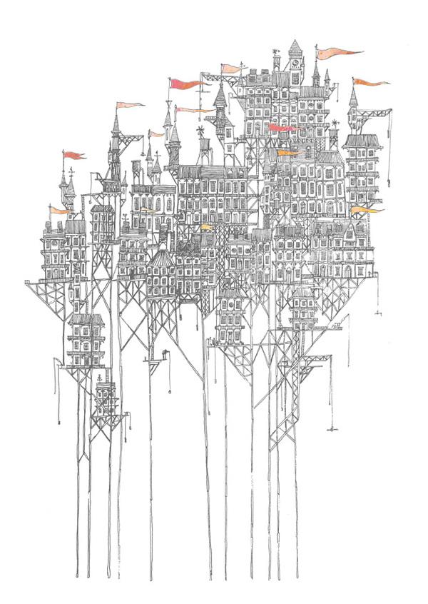 David Fleck - invisible cities01