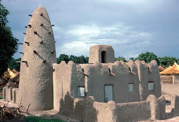 Desert vernacular architecture