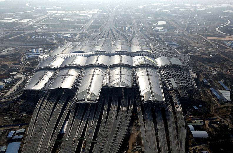 Guangzhou-passenger-station