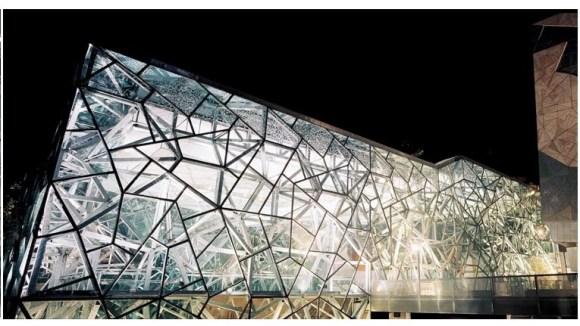Fractal in architectural design
