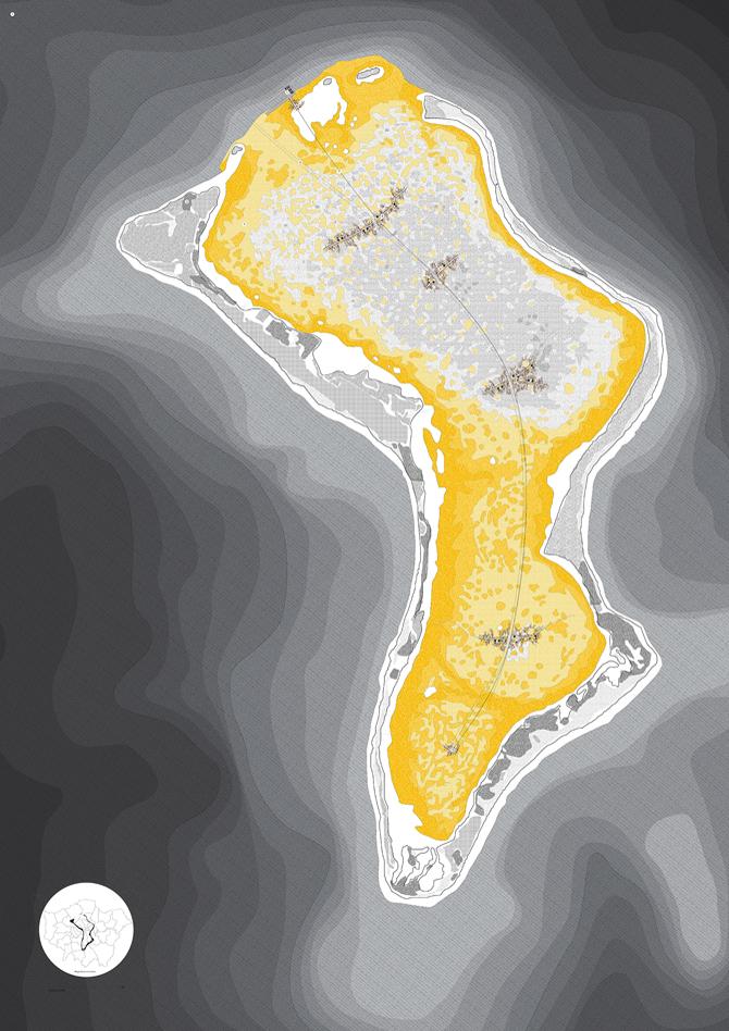 Diego Garcia master plan | Viktor Westerdahl