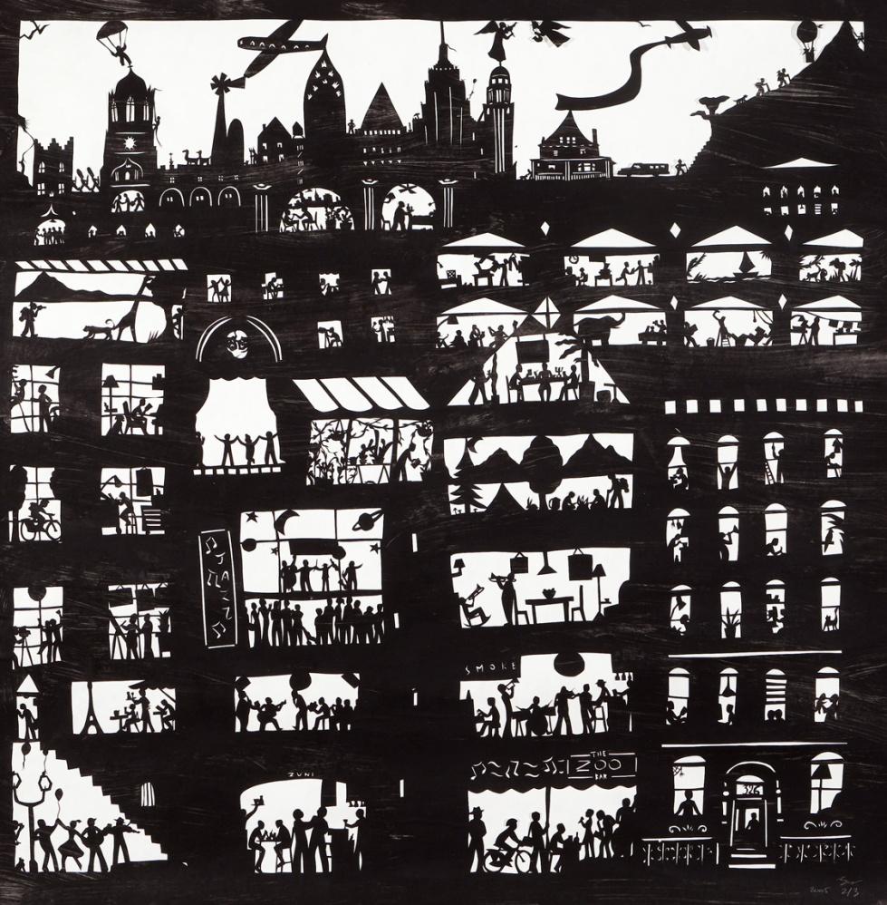 Beatrice Coron // Russ City, 2005