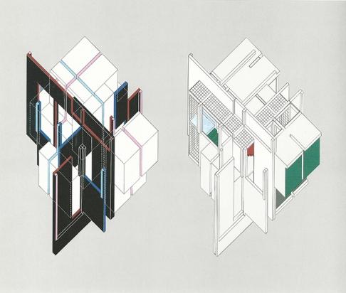 House VI by Peter Eisenmann