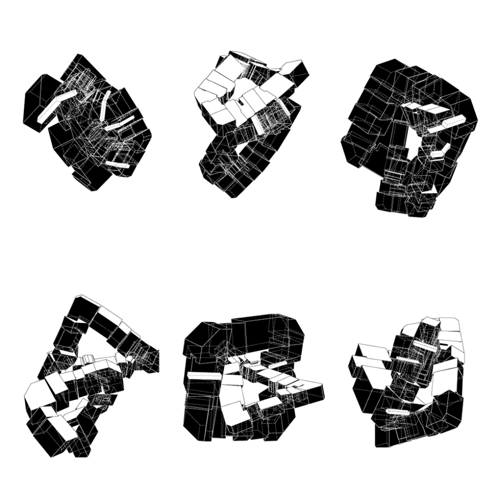 Aggregated Figure 5 - Single parts diagram