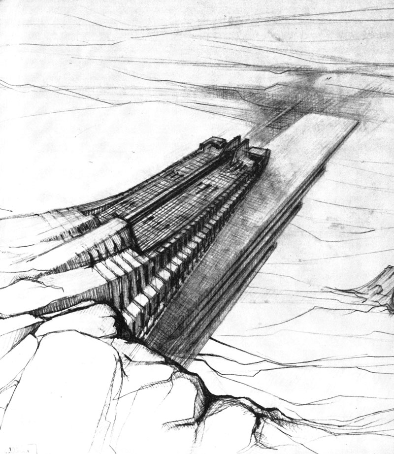 Claude Parent & Paul Virilio - Function of the Oblique 5