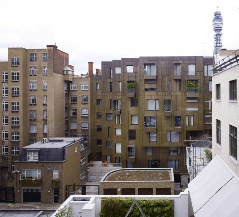 '10 Weymouth Street' by MAKE Architects