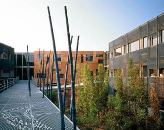 Faculty of Economics and Management by Mecanoo