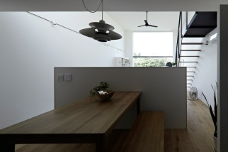 'House in Hiyoshi' by EANA